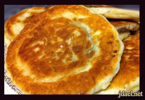 اكلات شعبية المطبخ الكوري فطائر مالح وحلو بالطريقة الكورية