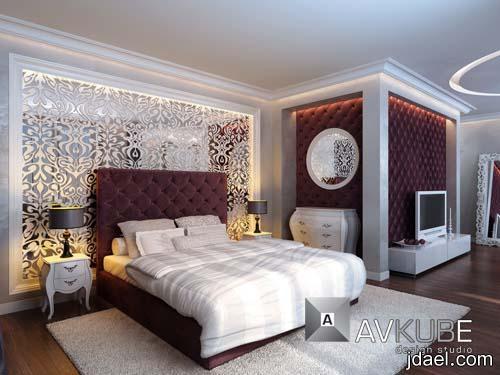 ديكور اثاث المنازل بموديل الكبتوين ديكورات غرف النوم والكنبات