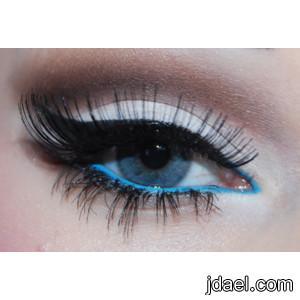 اتقان رسم العين نصف نجاح المكياج صور لرسومات العين