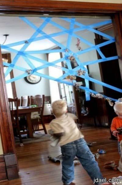 انشطه منزليه لتطوير مهارات الاطفال العلميه والحركيه