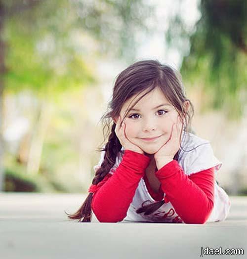 صور سمايل بشقاوة الابتسامات للاطفال