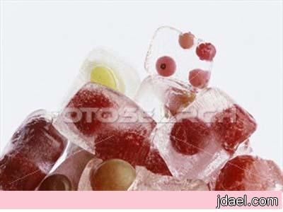 تجارب وخبرات تقديم الايس كريم والعصير بأحلى شكل