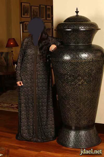 موديلات جلابيات وعبايات رمضان تراث الامارات