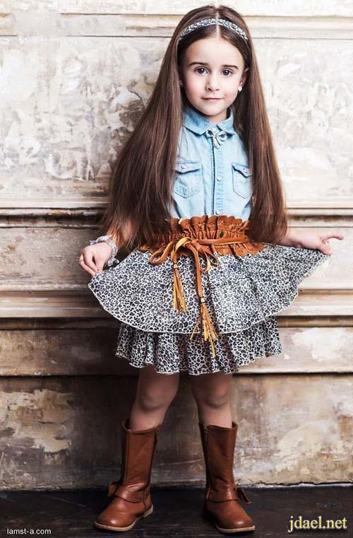 ملابس اطفال للشتاء والصيف لاناقة بنوتات واولاد