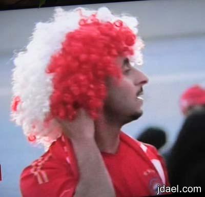 جديد تقليعات وصرعات مشجعين منتخبات كاس خليجي