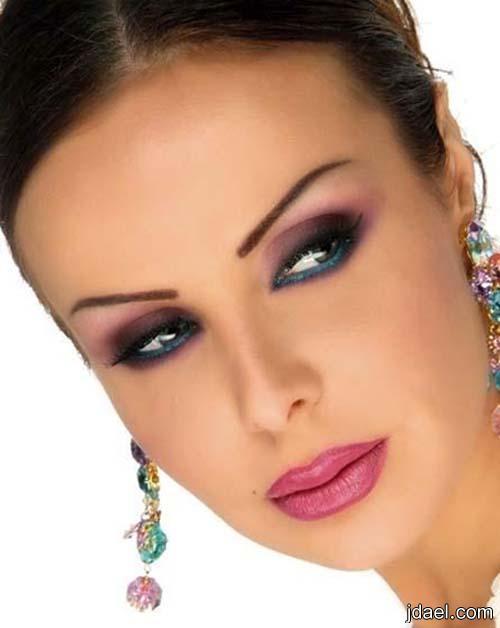ميكب ناعم ومميز للمناسبات والحفلات من خبيرة التجميل السعوديه شعاع الدحيلان
