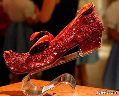 اغلى حذاء العالم يوجد هارودز لندن