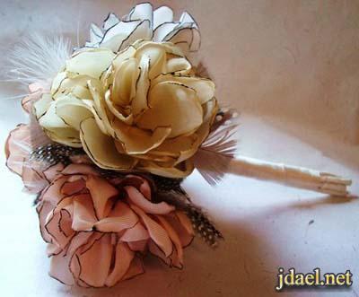 اغرب باقات الورد بتصاميم ومواد غريبه