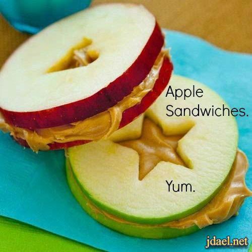 انواع الحلى المبتكر بالتفاح بروعة الطعم وسهل وسريع