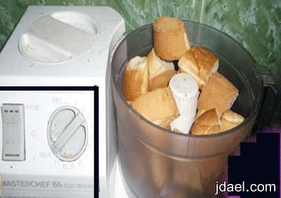 الخبز البايت وخطوات استخدامه جديد وطرق الاحتفاظ باطول مده